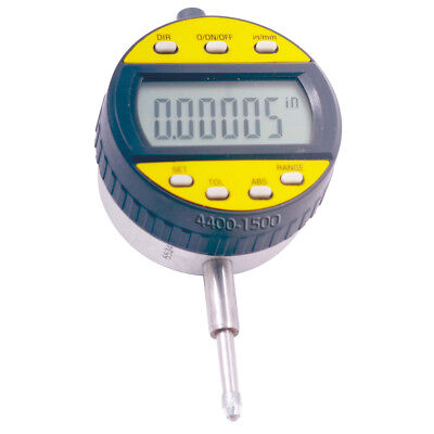 0-0.50-12.7mm Electronic Indicator With .00005 .001mm Resolution 4400-1500