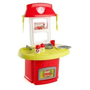 Cuisine equip e dinette ecoiffier jeux jouet enfant four - Four pour cuisine equipee ...