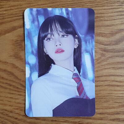 Lisa Official Photocard Blackpink 2021 The Show Live CD Genuine kpop