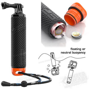 SP-POV-DIVE-Buoy-SCUBA-Floatation-Grip-Handle-for-all-GoPro-cameras-NEW