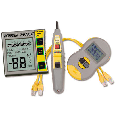 Cpk1000il2 Cable Power Test Kit - Real World Certifier - Power Panel - Cat56