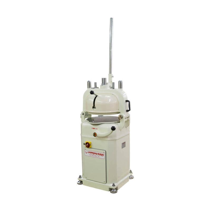American Eagle AE-DDE36R Semi-Automatic Dough Divider & Rounder, 2.5 lb - 5.5...