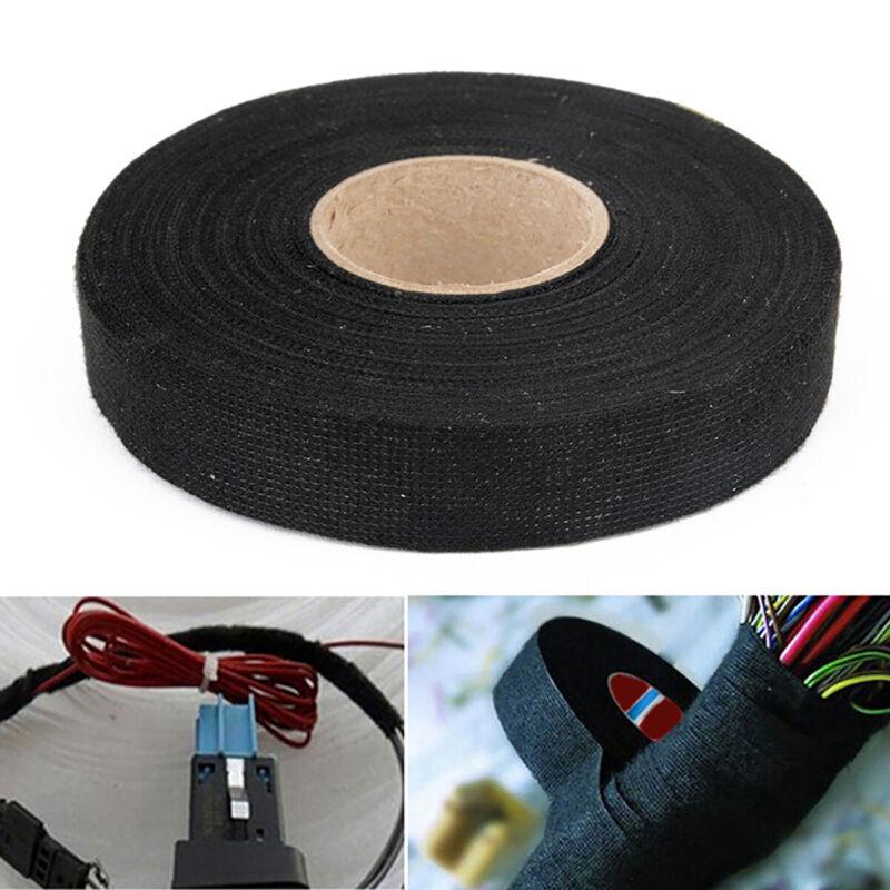 KFZ Isolierband Klebeband Gewebeband 19mm x 25m TESA Band Fleece Tape