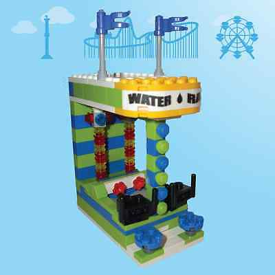 Water Race - by Bricktree Customs, original, carnival-themed custom LEGO® kit (Carnival Themes)