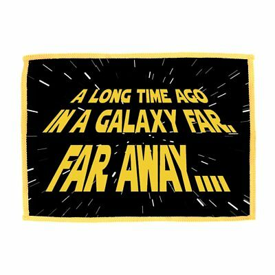 Smartie Microfiber Screen Cleaning Cloth for iPad/iPhone - A Galaxy Far Far Away