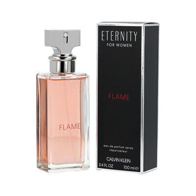 Calvin Klein Eternity for Women Flame Eau De Parfum EDP 100 ml...