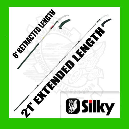 silky saw HAYAUCHI - NOTCH 21 ft. 4 Extension Pole Saw 8