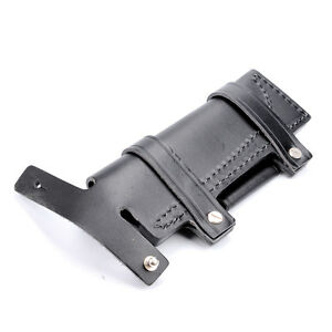 NEW Straight Leather Belt Sheath For Less 7