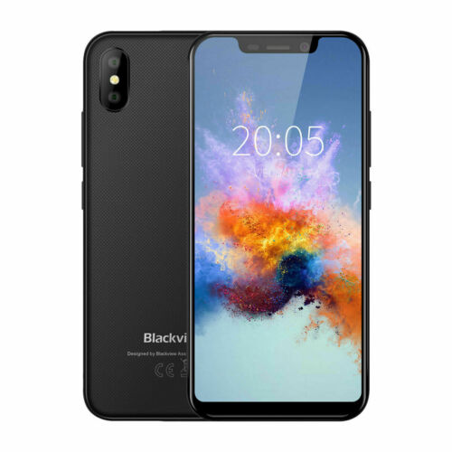 """Android Phone - Blackview A30 Smartphone 2GB RAM 16GB ROM 5.5"""" 19:9 Full Screen 8MP 3G Phone"""