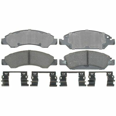 AC Delco Brake Pad Sets 2-Wheel Set Front Driver & Passenger Side 17D1367CH