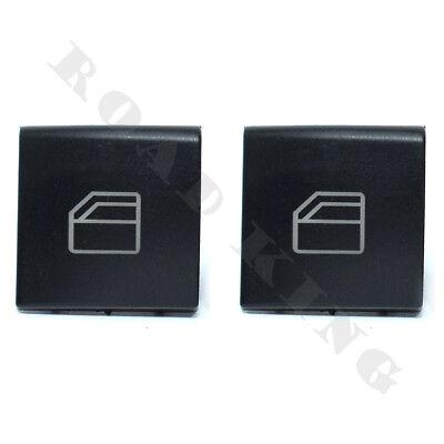 2pcs Fensterheber Schalter Knopf Deckel Kappe Für Mercedes ML GL W164 X164 W251