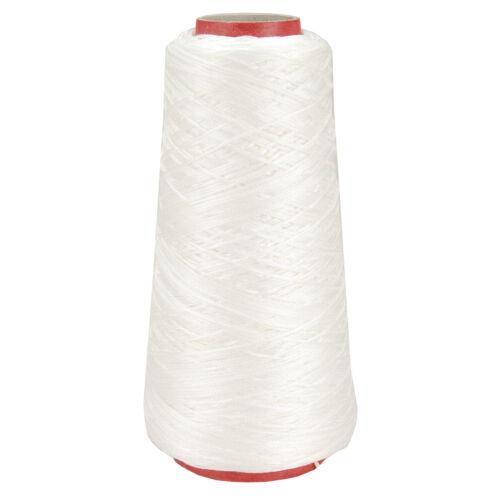 DMC Six Strand Embroidery Cotton 100 Gram Cone-White
