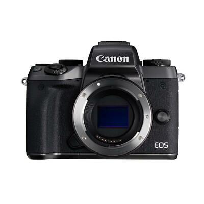 CanonEOS M5 Mirrorless Digital Camera with 15-45mm Lens
