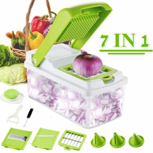 Mandoline Slicer Vegetable Food Slicer Kitchen Chopper Cutte