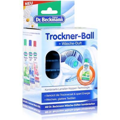 Dr.Beckmann Trockner-Ball & Wäsche-Duft Frühlingswiese 50ml (1er Pack)