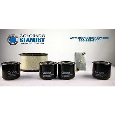 Cummins Onan Rv Qg Service Kit For 6.0 And 8.0 Kw Generatorshdkah Hdkak 500 Hrs