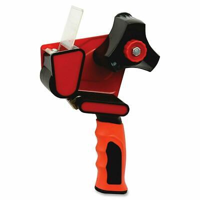 Heavy Duty Packing Tape Gun Dispenser Packaging Cutter Machine 3 Inch Wide Red