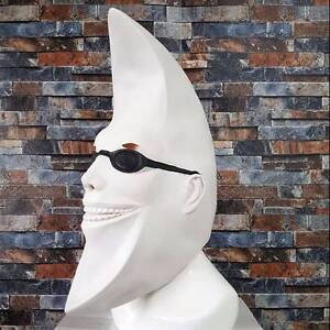 Moon Mask Male Masquerade Party Mask Halloween Bob Baker Latex Canley Heights Fairfield Area Preview