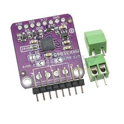 Max31865 Converter Temperature Thermocouple Sensor Amplifier For Pt1001000 Rtd