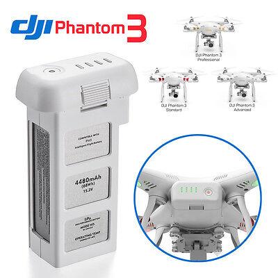 NEW 4480mAh 15.2V Intelligent Flight LiPo Battery for DJI Phantom 3