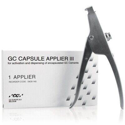 2 X Gc Fuji Dental Capsule Applier Applicator Gun Sdi Rive