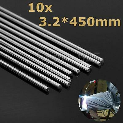 10pcs 3.2mm17.7 Aluminum Alloy Repair Brazing Rods No Welding Fix Cracks