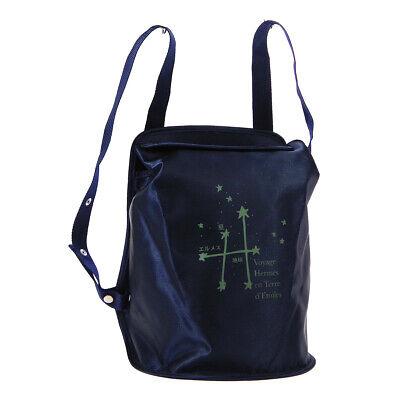 HERMES SHERPA Nylon Backpack Bag Purse Vintage 1999-2000 Exhibition AK44596a