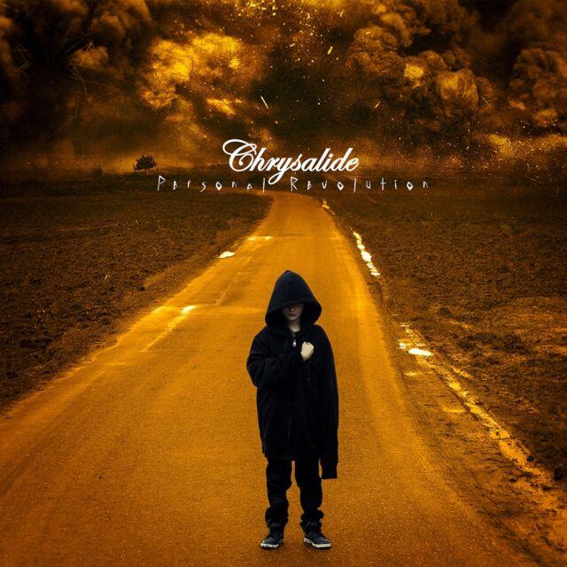 CHRYSALIDE Personal Revolution CD Digipack 2014