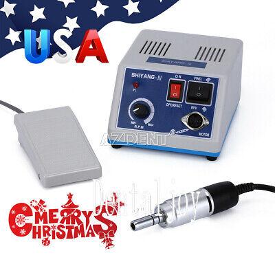 Dental High Speed Handpiece 35000rpm Electric N3 Micro Motor Polisher Machine