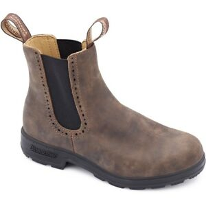 Women's blundstone boots, rustic brown.