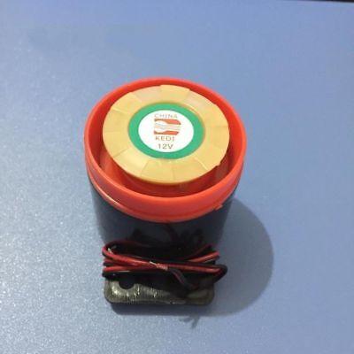1pcs 1224220v Alarm Alert Speaker Buzzer Horn 110db For Fire Elevator 2500hz