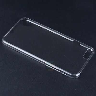20Pcs Wholesale Crystal Clear Transparent Hard Case Cover for iPhone 6 6s 4.7""