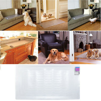 Pet Training Mat for Dog Cat Barrier Electronic Repellent Safe Shock Scat Pad