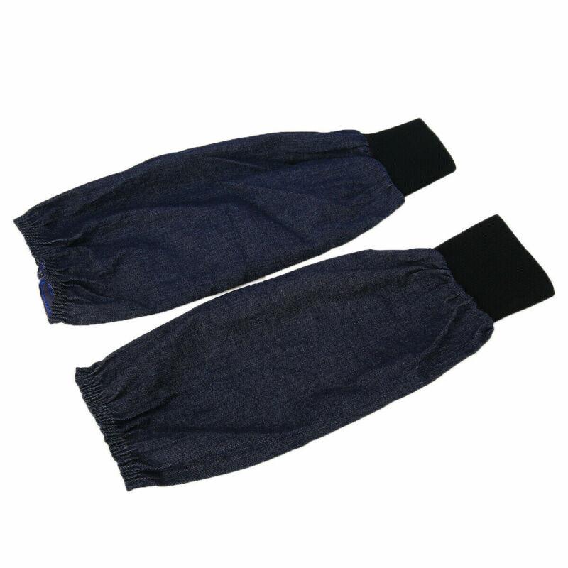 1/2/3 Pair Arm Wear-resistant Sleeves Kitchen Garden Denim Protection Sleeves