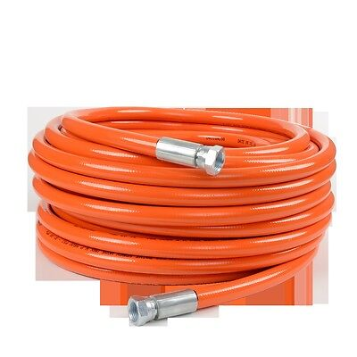 Titan High Pressure 14 X 50 Orange Airless Paint Spray Hose 4500psi - Oem