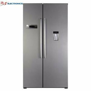 Brand new Heller Side by Side Fridge 559L with Water dispenser Picton Wollondilly Area Preview