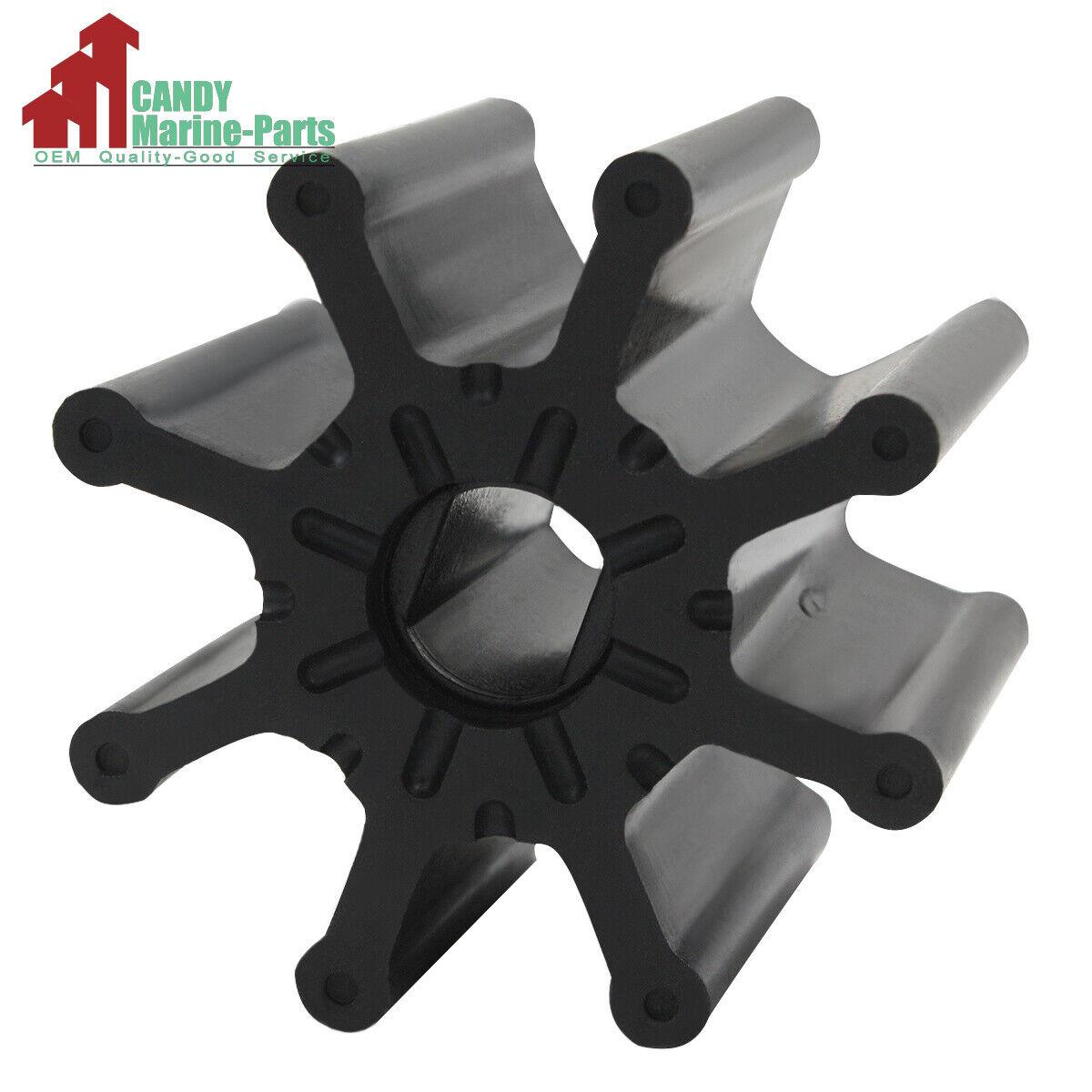 Mercury Quicksilver Parts 862232A 2 IMPELLER KIT QUICKSILVER IMPELLERS