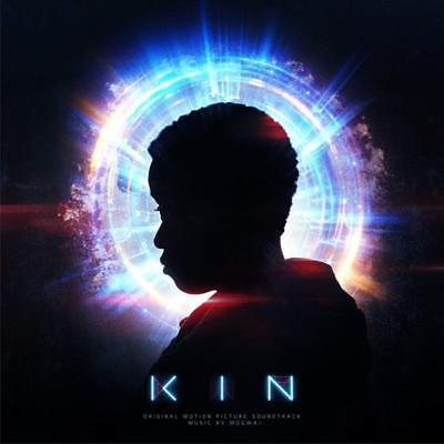 Mogwai: Kin Soundtrack OST Deluxe Heavyweight Red Coloured Vinyl LP + Download