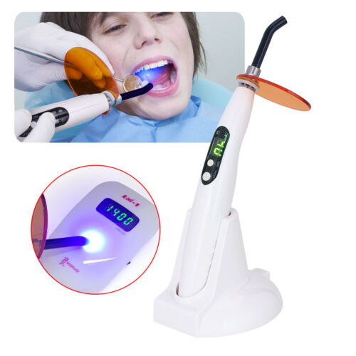 Dental LED Curing Light Cure Lamp Wireless Resin Cure Woodpecker LED.B Type