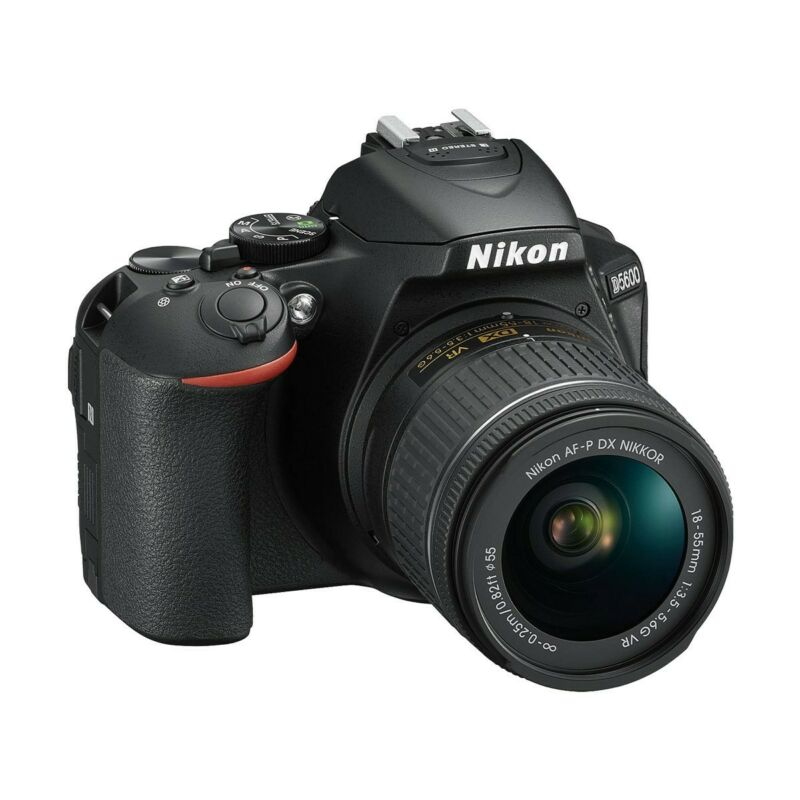 Nikon D5600 Digital SLR Camera with 18-55mm Lens NEW IN BOX