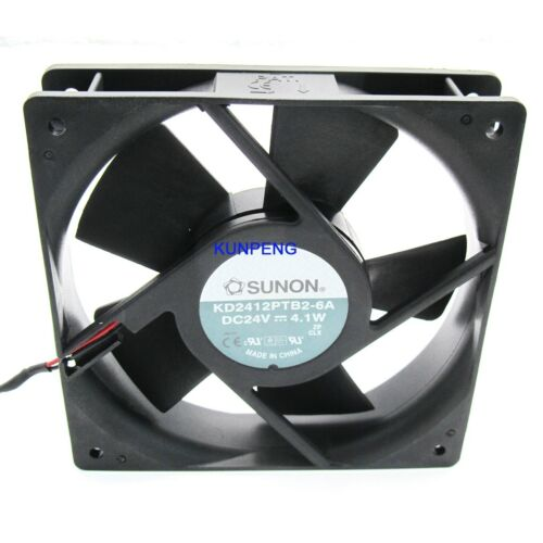 Cooling fan #KD2412PTB2-6A DC24V - 4.1W FIT FOR SWF Sunstar embroidery machine