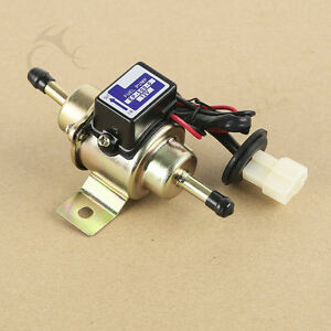 Replace EP5000 12V 3-5PSI Universal Low Pressure Gas Diesel Electric Fuel Pump