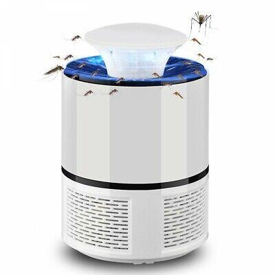 Lámpara Antimosquitos Eléctrico 5W Silencio Mata Insectos Interior