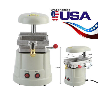 Dental Vacuum Forming Molding Machine Former Heat Thermoforming Lab Equipment Hy