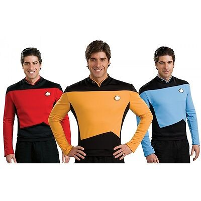 Star Trek TNG Uniform Adult The Next Generation Costume Fancy Dress (Star Trek Tng Uniforms)