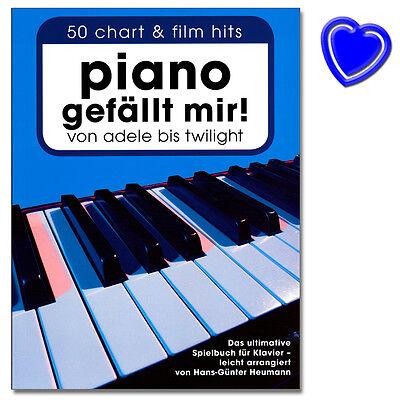 Piano gefällt mir! - Songbook für Klavier - Bosworth - BOE7624 - 9783865437235