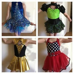 Child dance costumes Forrestdale Armadale Area Preview