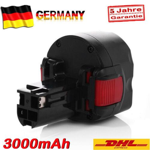 AKKU für Bosch 9,6V 2000mAh Ni-MH für GDR-9.6-V PSR-9.6-VE2 PSR-9.6VE2