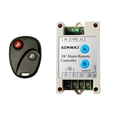 Switchable 9-30v Dc Motor Linear Actuator Wireless Forward Reverse Controller