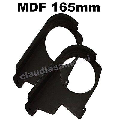 MDF 6,5/'/' 165 mm Loud Speaker Rings for BMW 5er e39 1995-2004 Front Door Car